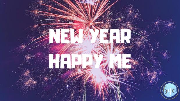 NEW YEAR HAPPY ME