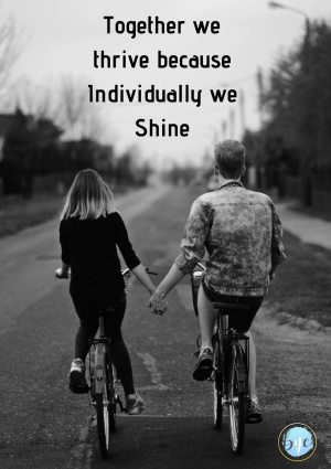Together we thrive because individually we Shine.png